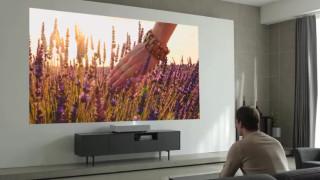 LG готви уникален 4K проектор