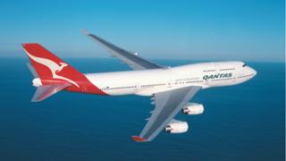 """Втори самолет на """"Куантас"""" с проблеми в двигателите"""