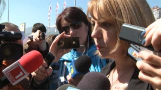 Фандъкова поиска от МВР ред в София