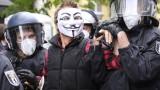 Стотици на протест за граждански права в Германия