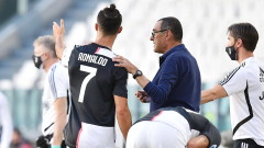 Маурицио Сари подобрява рекорд при титла за Ювентус