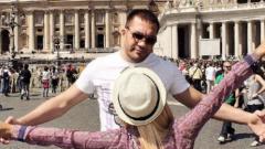 Кубрат заведе Андреа в Рим
