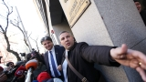 Магистрати от Софийския районен съд протестират пред ВСС