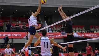 Волейболистите на САЩ спечелиха американското дерби срещу Канада