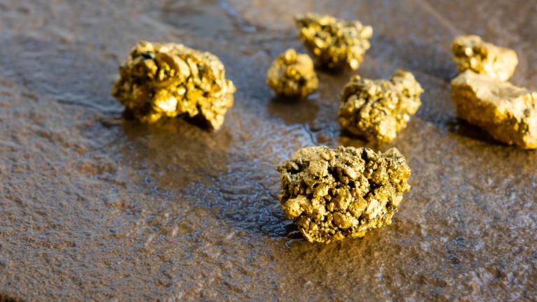 Гърция одобри Канада да експлоатира златна мина