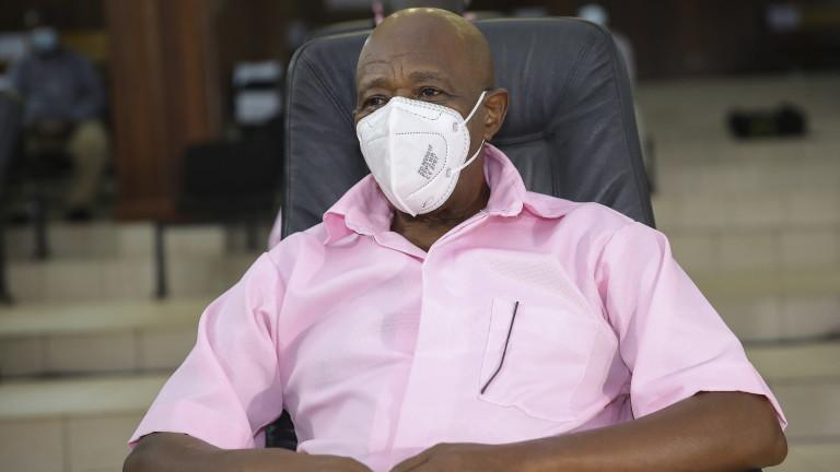 Съд в Руанда призна Пол Русесабагина, бивш управител на хотел