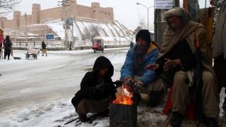 Земетресение от 6,2 по Рихтер на границата между Афганистан и Пакистан
