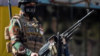 Серия от взривове разтърси Багдад