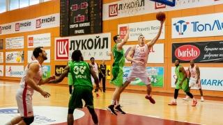 Берое е на победа от финал след труден успех срещу Черно море