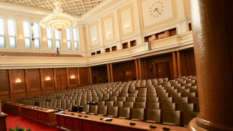 Снимка: Константинов: Новите промени в ИК може да се гледат в комисия, но не и в зала