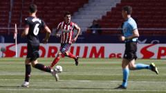 Убедителен успех срещу последния върна Атлетико (Мадрид) на пътя на победите