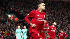 """Ливърпул разпиля Арсенал на парчета за финал на 2018, хеттрик на Фирмино нокаутира """"артилеристите"""""""