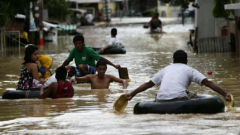 """Близо 50 жертви на тайфуна """"Копу"""" във Филипините"""