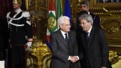 Новият италиански премиер положи клетва