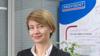 Соня Бонова поема управлението на маркетинга в Provident