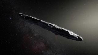 Мистериозият космически обект Оумуамуа може да е изпратен от извънземни