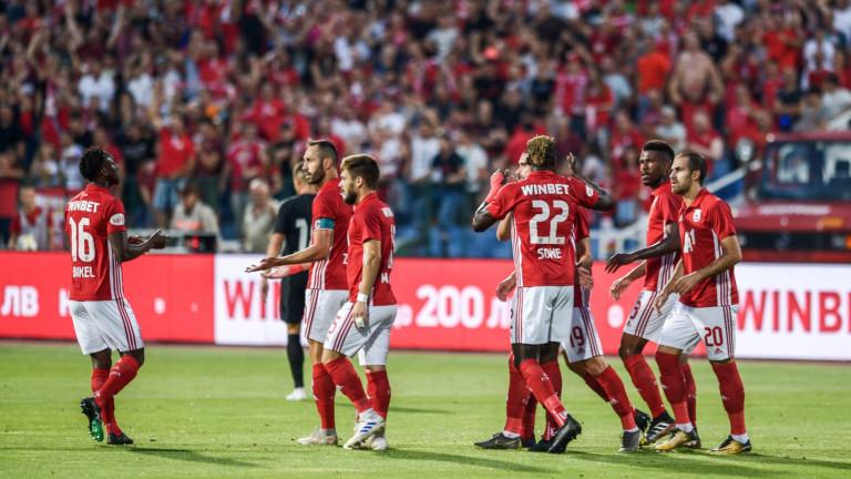 Селекцията в ЦСКА продължава, офанзивен футболист пристига в неделя