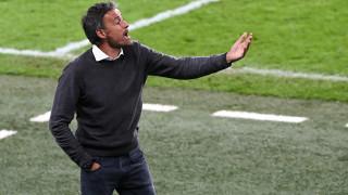 Луис Енрике: Това бе най-добрият футбол на Европейското