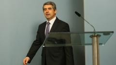 Уповавайте се на Конституцията, съветва Плевнелиев македонците
