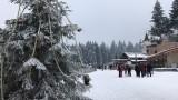 Полицията работи по инцидента на Боровец