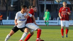 Торпедо (Жодино) вкара 5 на ФК Минск и временно излезе начело