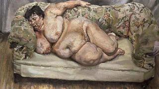 Продадоха портрет на гола дебела спяща шефка за 33 милиона?! (видео)