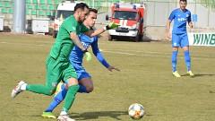 Ботев (Враца) - Арда 0:0, по една греда и за двата отбора