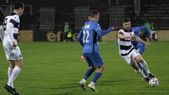 Локомотив (Пловдив) - Левски 1:0, гол на Илич