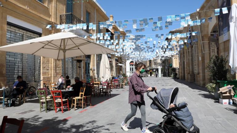 Трета национална карантина се задава в Кипър, съобщава
