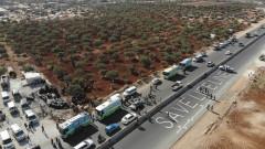 Сирия: Путин диктува хода на събитията - Западът гледа безпомощно