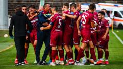 Убедителен старт за Септември в младежката Шампионска лига