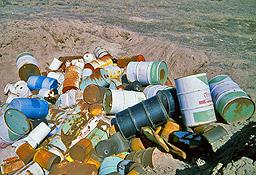 МОСВ се заема с опасните пестициди