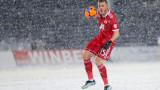 Тибо Вион: Акрапович въведе повече агресия в ЦСКА, при него се чувствам най-добре
