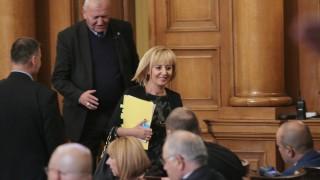 Манолова се шегува: Питайте ме дали искам да съм министър на финансите