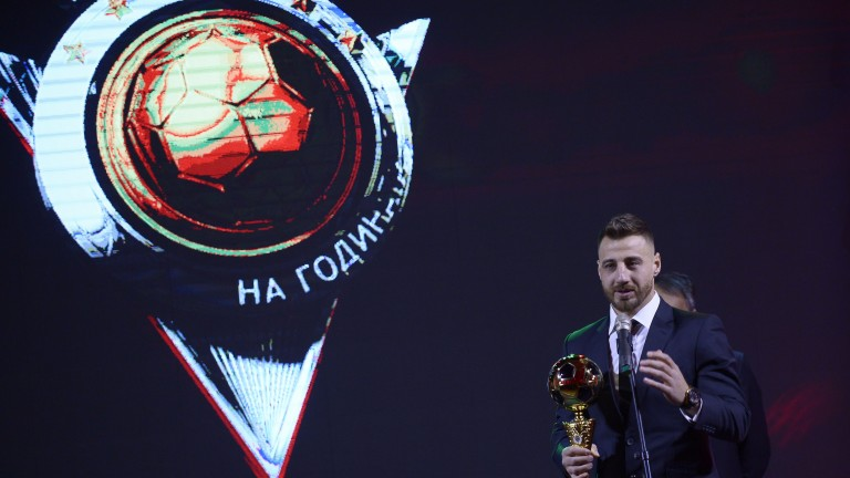 """Николай Бодуров фаворит за приза """"Футболист на футболистите"""""""