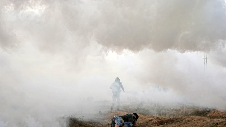 Протестите в Газа доведоха до трима убити