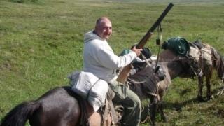 Ути Бъчваров изстреля 150 патрона, за да ловува