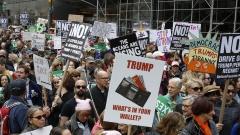 Протести срещу Тръмп в САЩ