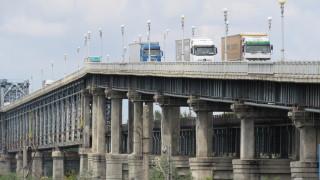 До 15 април се движим в 1 лента по Дунав мост - Русе