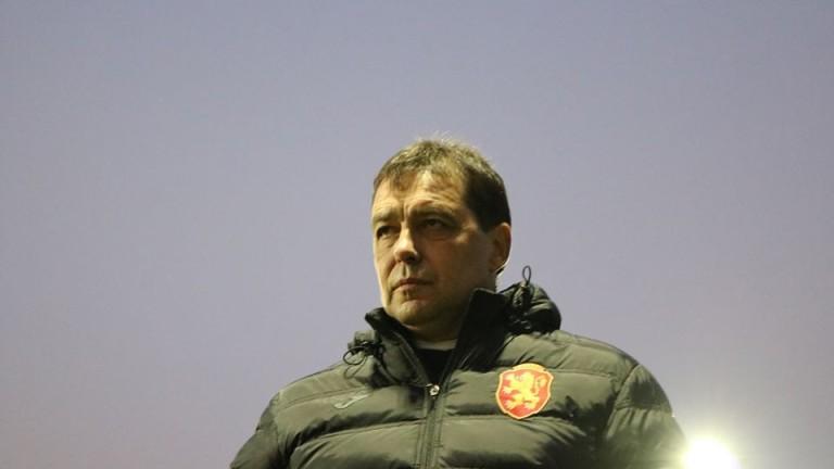 Петър Хубчев дава шанс на всеки в Левски, двама пред трансфер в чужбина