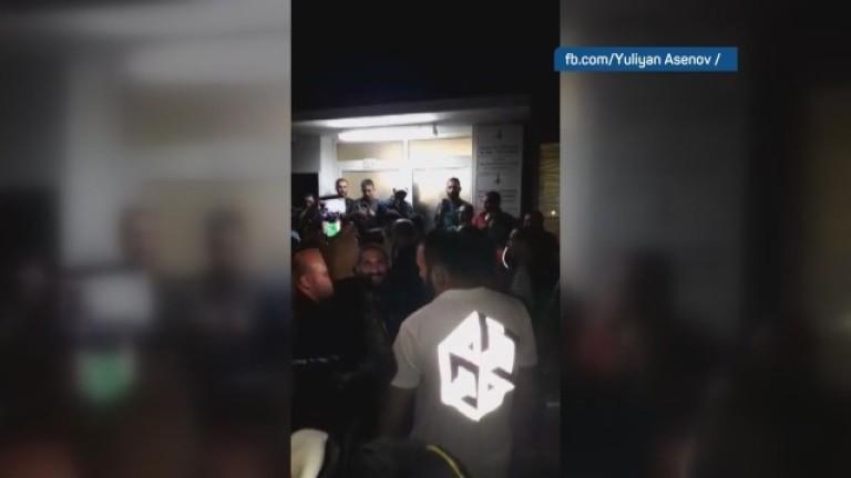Среднощен протест в Омуртаг заради катастрофа