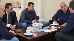 Информираха Борисов по кризата в Перник