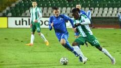 Берое - Левски 2:1, нов гол на Алиун Фал