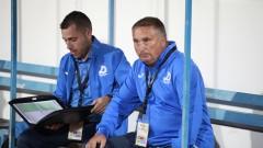 Пламен Донев: Дано се вдигне самочувствието на футболистите и те да повярват в своите сили