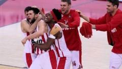 Олимпиакос на Александър Везенков победи Баскония след продължение