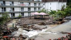 Няма данни за пострадали българи при наводненията в Германия