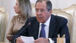 Лъжа е, че водим тайни преговори със САЩ за Сирия, обяви Лавров