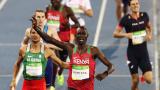 Рудиша защити титлата си от Лондон на 800 м