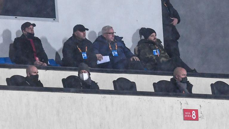 Спрягат шеф в ЦСКА за завръщане във Висшата лига