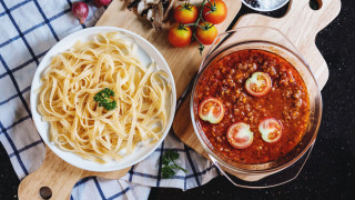 "Как да си приготвим сос ""Болонезе"" без месо"
